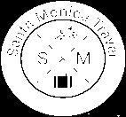 santa monica travel logo