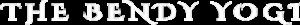 the bendy yogi logo